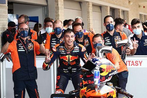 Kontrak Raul Fernandez dengan KTM Ternyata Belum Diresmikan