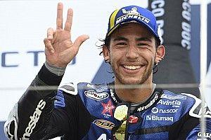 """Bastianini: """"Primo podio a Misano, è davvero speciale"""""""