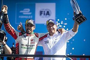 فورمولا إي: دي غراسي يخرج منتصرًا من سباق برلين الأوّل الجنوني