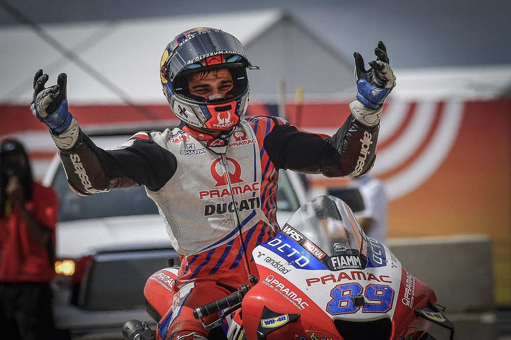 Jorge Martin critical of 'senseless' COTA MotoGP penalty