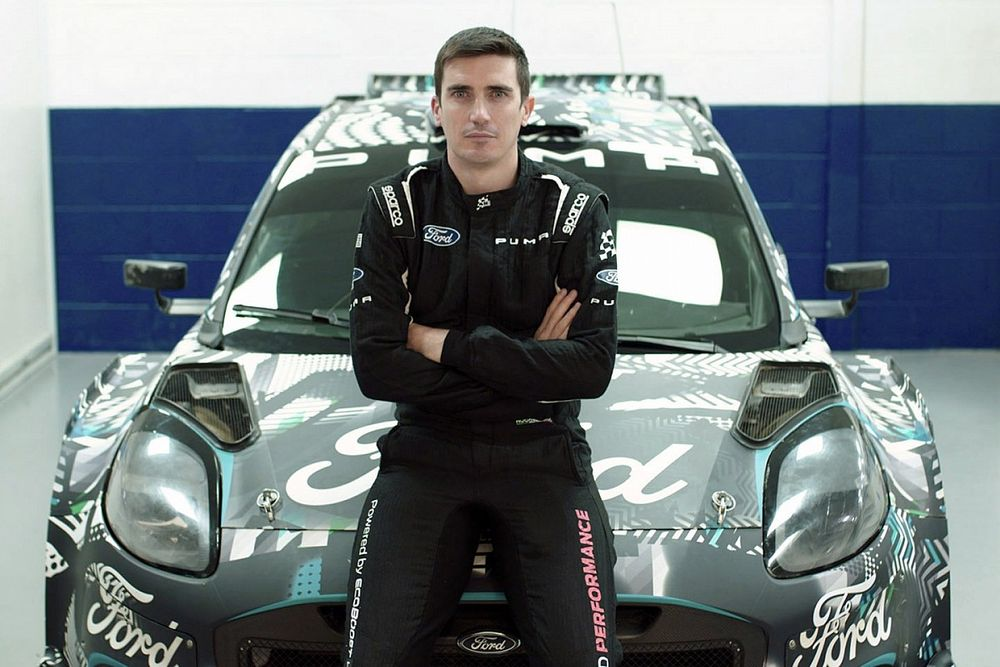 Breen secures 2022 WRC full-time drive with M-Sport Ford