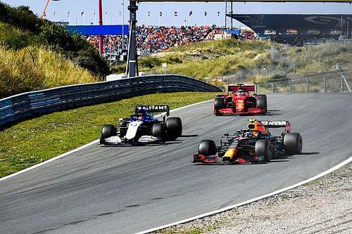 Así vivimos la clasificación para el GP de Países Bajos de la F1