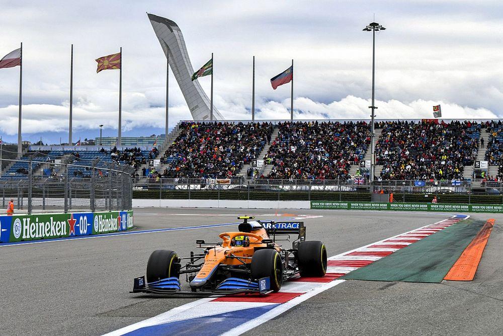 A szakértők díjazták Norris oroszországi teljesítményét, Hamilton csak az 5.