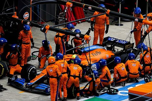 F1: Norris e McLaren fazem 'intensivão' para corrigir erros da Rússia