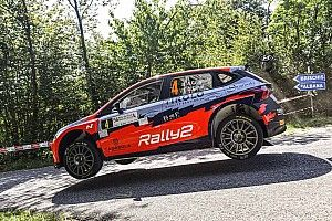 Crugnola porta al debutto nel CIR la Hyundai i20 Rally2