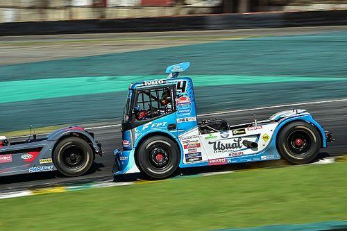 Giaffone domina classificação em Potenza e coloca Iveco na pole da Copa Truck