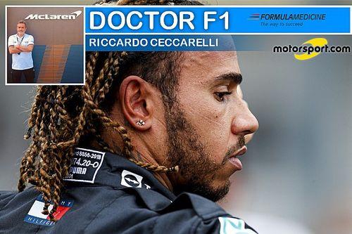 """Ceccarelli: """"Lewis un emotivo che attacca per difendersi"""""""