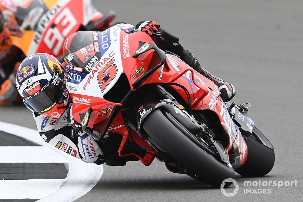 """Zarco """"put too much pressure"""" on himself in MotoGP title race"""