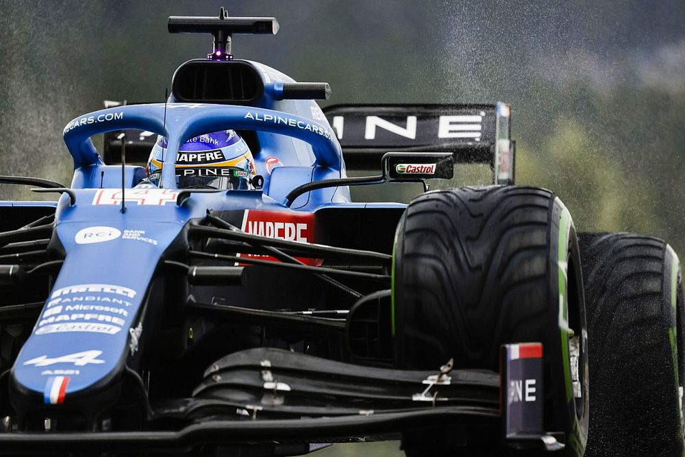 """Alonso a gyenge időmérő ellenére is """"sok lehetőséget"""" lát a futamban"""