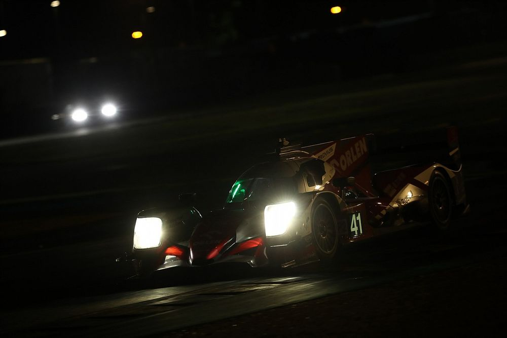 Kraksa Ferrari zakończyła trening