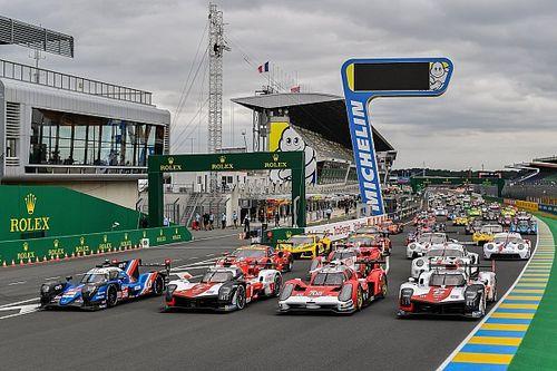 La parrilla de salida para las 24 horas de Le Mans 2021