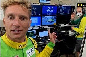 Van der Zande geeft een kijkje achter de schermen op Le Mans