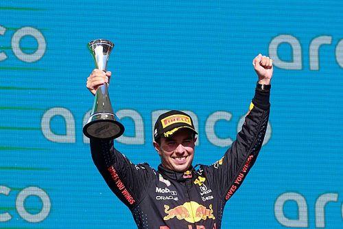 Pérez destaca su lucha física para alcanzar el podio en Austin