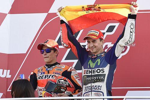 """MotoGP, Lorenzo e il 2015: """"Titolo meritato, ero il più veloce"""""""