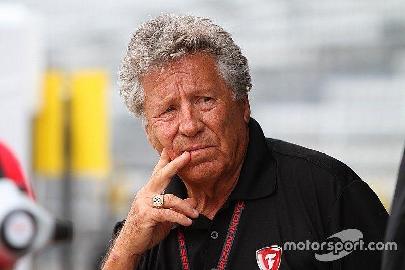 """Mario Andretti: """"Con el nuevo acuerdo IndyCar- Firestone ganan ambos"""""""