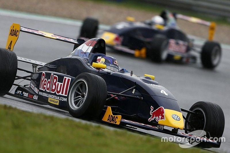 W Series : De Silvestro aurait préféré un programme type Red Bull