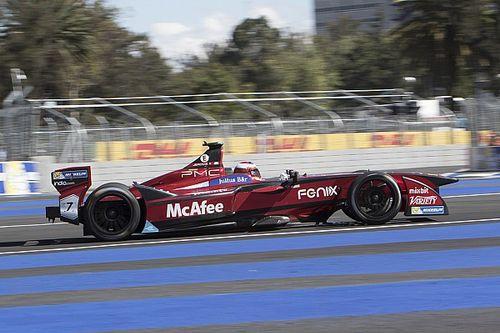 Pole position para Jerome D'Ambrosio en el e.Prix de la Ciudad de México