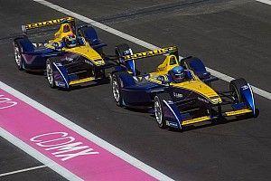 Renault e.dams: Home expectations on the Paris ePrix