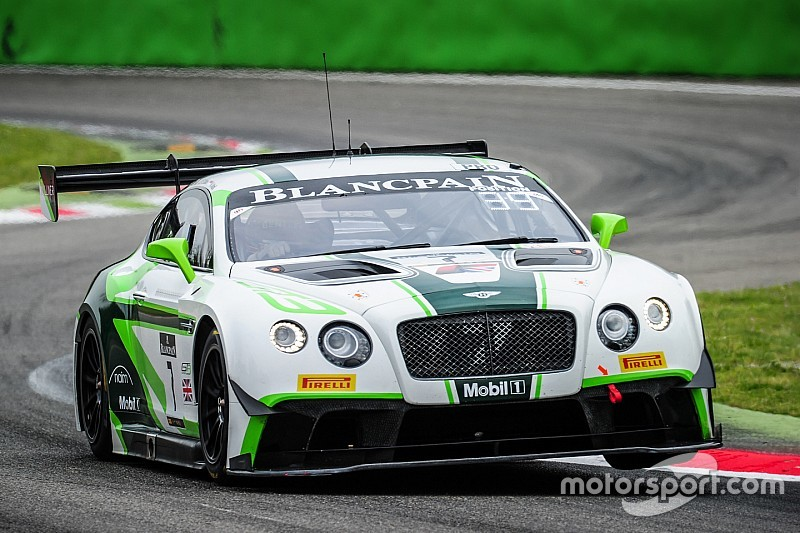 Bentley takes two race wins and celebrates 250th race start for Continental GT3