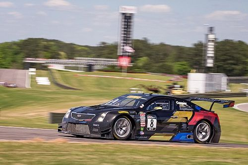 Cooper masters Barber to earn victory for Cadillac