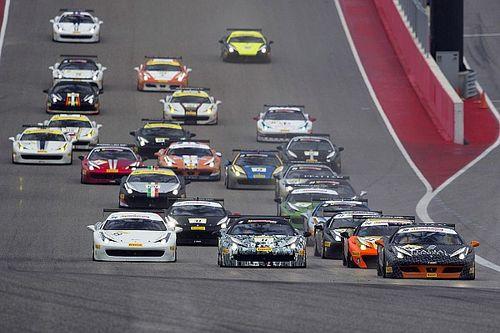 Ferrari Challenge complete weekend results - COTA
