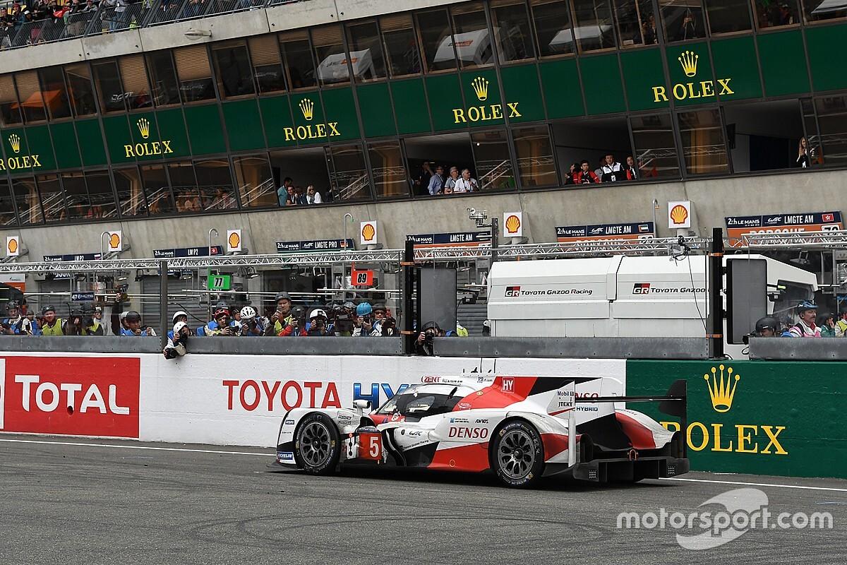 Kijktip van de dag: Het Le Mans-drama van Toyota in 2016