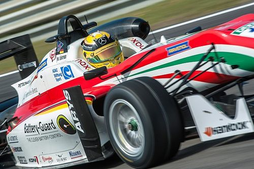 Zandvoort F3: Gunther completes Prema's weekend sweep