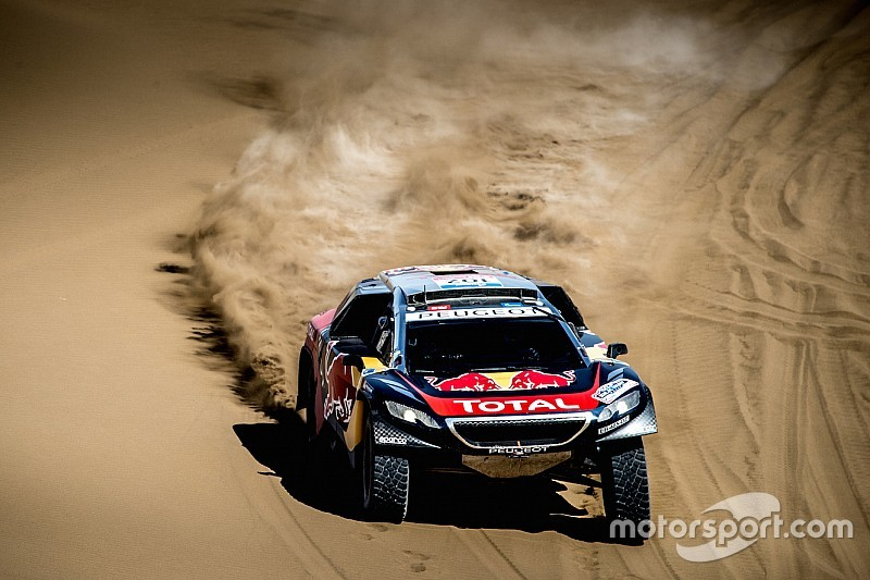 Silk Way Rally – Leg 13 : Peugeot a step closer to Silk Way victory