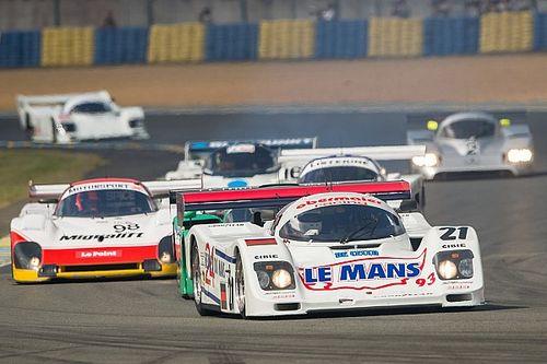 Ten Le Mans 24h winners enter 2018 Classic event