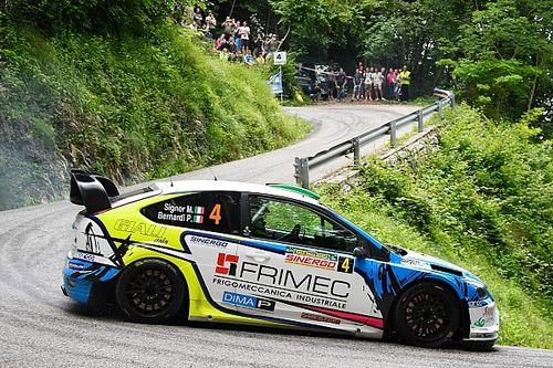 Marco Signor si aggiudica il 33esimo Rally della Marca