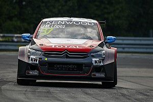 José María López and Yvan Muller earn first All-Citroën front row at the Nürburgring