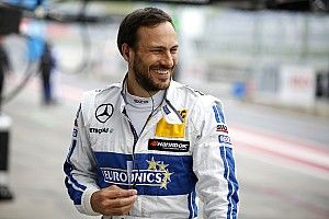 Paffett to make Spa 24 Hours debut with Mercedes