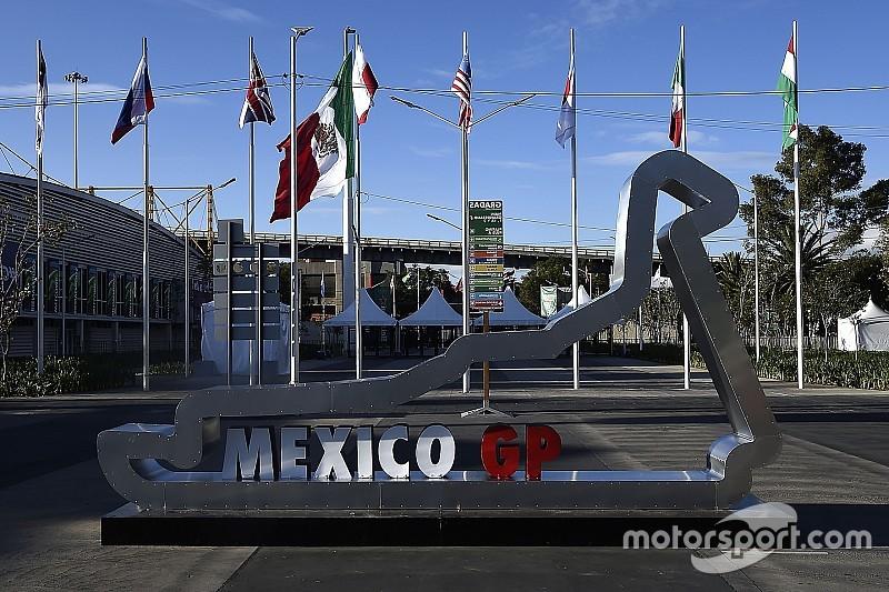 Equipos de F1 anuncian su presencia en México vía redes sociales