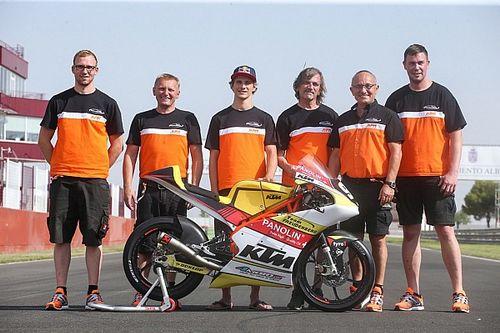 Team Freudenberg und Karel Hanika mit Valencia-Wildcard