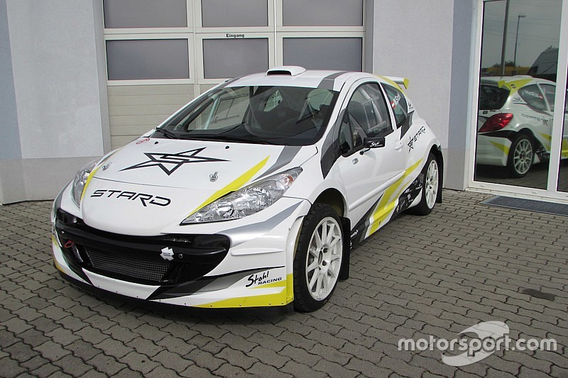 World's first electric rallycross car revealed