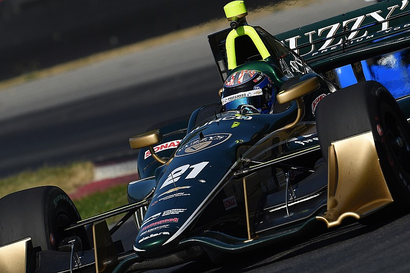 Hildebrand confirmed as full-time Ed Carpenter driver