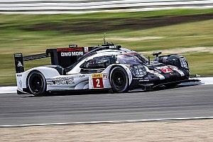 Nurburgring WEC: Porsche takes 1-2 in opening practice