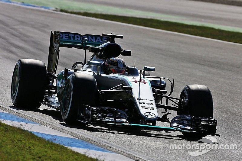 EL1 - Mercedes pulvérise déjà la pole position 2014