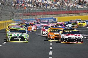 Kyle Busch rebounds - twice - from adversity for strong Charlotte finish