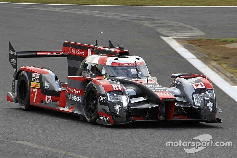 Fuji WEC: Audi leads Toyota in opening practice