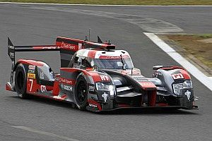 Fuji WEC: Audi leads Toyota in opening practice