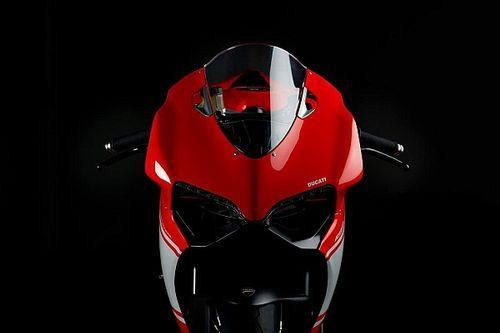 Ducati Progetto 1408: la più potente sportiva bicilindrica di sempre