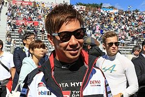 Kobayashi could combine WEC and Formula E in future