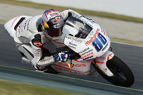 Aspar Mahindra bank on new gearbox to deliver at Sachsenring