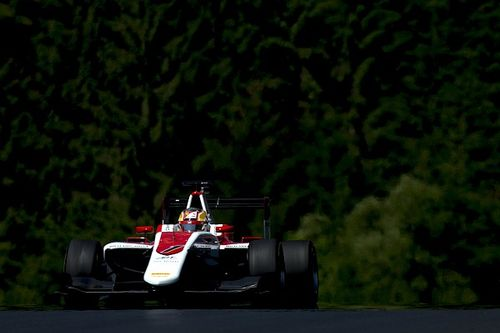 Leclerc tops Day 2 to sweep GP3's Spielberg test