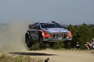 Italy WRC: Neuville clinches victory as Ogier tops Power Stage
