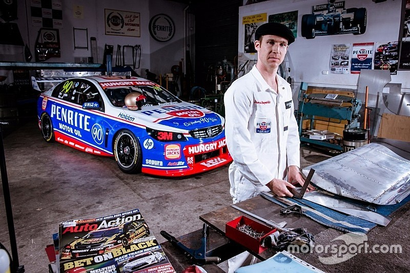 Erebus goes 1960s for Reynolds Commodore