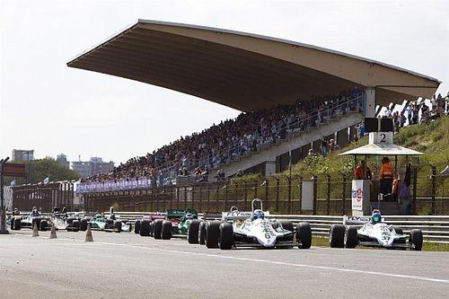 Zware crash tijdens Historic Grand Prix Zandvoort