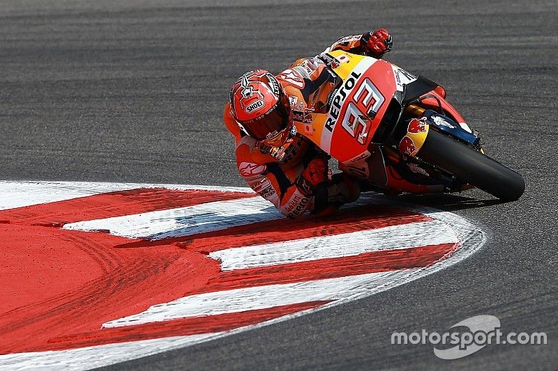 Analysis: Marquez's fight against himself