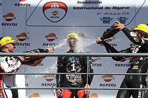 CEV Race report Steven Odendaal juara CEV Moto2 2016